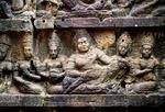 TERRACE OF THE LEPER KING, ANGKOR THOM, CAMBODIA