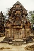 NORTH LIBRARY, BANTEAY SREI, CAMBODIA
