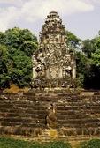 CENTRAL SANCTUARY, NEAK PEAN, ANGKOR, CAMBODIA
