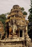 NORTHEAST TOWER, PREAH KO, ROLOUS, ANGKOR, CAMBODIA