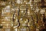 LAKSHMI, CONSORT OF VISHNU, PRASAT KRAVAN. ANGKOR, CAMBODIA