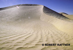 Sand Dunes in the Sahara Desert