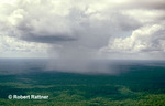 Rain storm over the Amazon Rainforest, Brazil