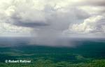 Rain storm over the Amazon Rainforest, Brazil