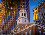 Faneuil Hall on the Freedom Trail, Boston National Historical Park, Boston, MA
