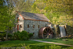 Longfellow's Wayside Inn Gristmill, Sudbury, MA