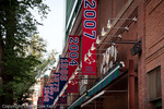 Fenway Park, home of the Boston Red Sox, Boston, MA