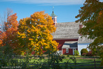 The Nichols farm in Hollis, NH, USA