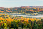 Autumn color in Cabot, Vermont, USA