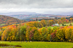 Autumn in Lyndonville, Vermont, USA