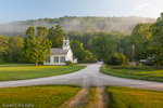 The Church on the Green (United Methodist Church) in Arlington, Vermont, USA