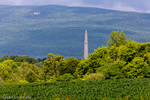 The Bennington Monument in Bennington, Vermont, USA
