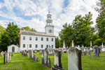 The Old First Church in Bennington, Vermont, USA