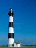 CAPE HATTERAS NATIONAL SEASHORE, NORTH CAROLINA. USA. Bodie Island lighthouse. Outer Banks. Atlantic Ocean.
