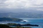 MARTINIQUE. French Antilles. West Indies. View of Atlantic coast from Réserve Naturelle de la Caravelle on the Caravelle Peninsula.