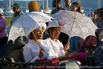 "MARTINIQUE. French Antilles. West Indies. Fort-de-France. Women in ""Parade of Queens"" during Carnival."