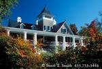 SOUTH CAROLINA. USA. Plantation House at Magnolia Plantation near Charleston.