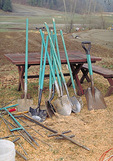 Tools for volunteer tree planting efforts