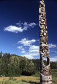 The World's Oldest Totem Pole Still in its Original Location