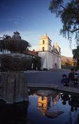 The Mission Santa Barbara (1786)