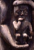 Detail of Totem