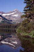 Glenns Lake and Mount Merritt