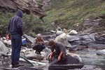 Panning for Gold in the Brooks Range