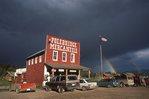 Storm Clouds over Polebridge, Montana