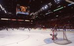 The Canadiens' Pre-Game Warmup at the Montreal Forum (1996)