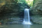 Cascade Falls and Matthiessen Creek