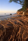 Evening at East Miners Beach, Lake Superior