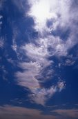 Clouds Over the New Mexico Plains (Cloud Study #179)