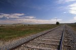 Site of the Completion of the First Transcontinental Railroad, May, 10, 1869