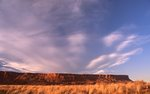 The Vermilion Cliffs at Sunset, from House Rock Valley