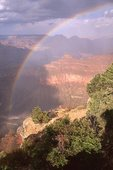 A Clearing Storm at Yavapai Point