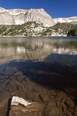Mirror Lake in the Snowy Range