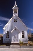 The Sheldon Jackson Memorial Chapel (1874)