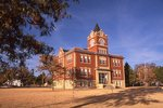 The Rawlins County Courthouse