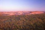 The White River Badlands at Sunrise