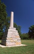 The Grave of Meriwether Lewis (1774-1809)
