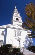A New England Congregational Church