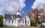 A New England Methodist Church