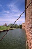 The Moat at Fort Pulaski