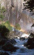 At the Base of Yosemite Falls