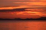 Yellowstone Lake at Sunrise