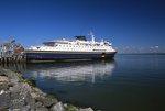The Alaska Ferry MV Columbia