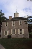 Indiana's First State House (1816)