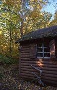 A Backcountry Cabin near Lake Superior
