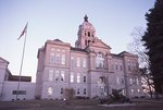 The Woodford County Courthouse