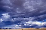 Storm Clouds over Wet Mountain Valley